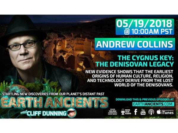 Andrew Collins: The Cygnus Key and Denisovan Legacy