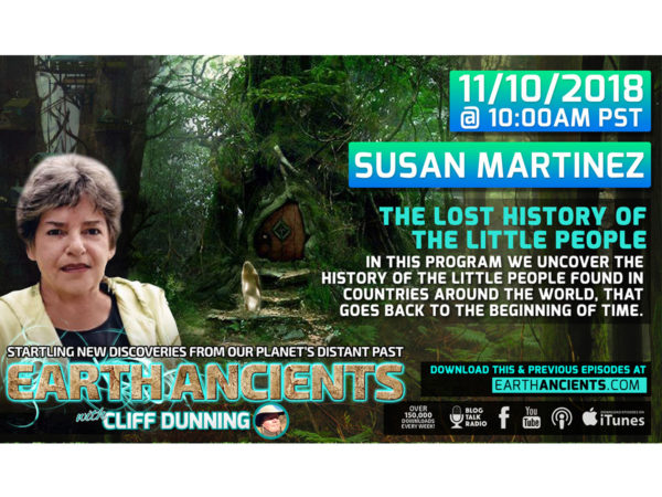 Susan Martinez: The Lost World of the Little People