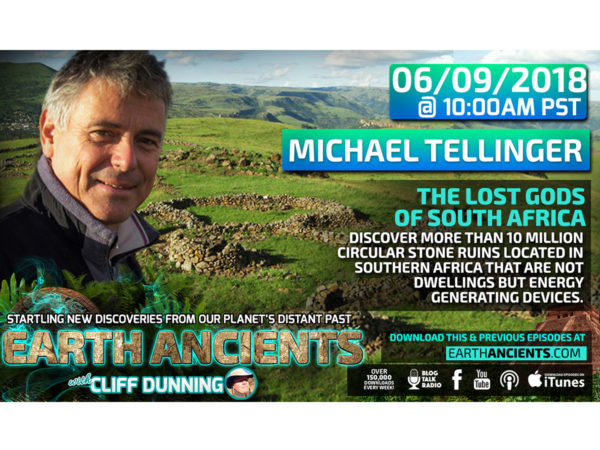 Michael Tellinger: The Lost Gods of South Africa