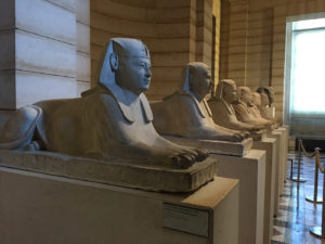 Curiosities From Paris – An Asian Sphinx At The Louvre