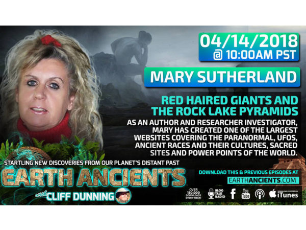 Mary Sutherland: The Red Haired Giants of Rock Lake Wisconsin
