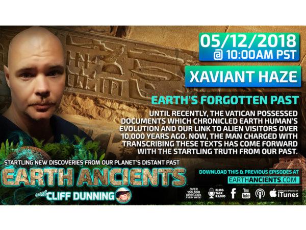 Xaviant Haze: Ancient Aliens in the Bible