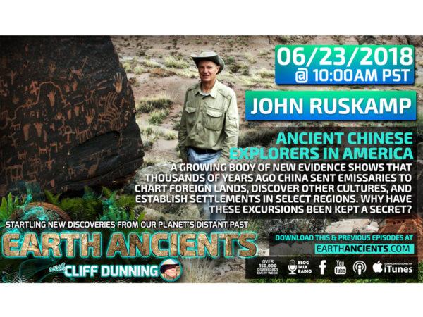John A. Ruskamp: Chinese Explorers in Pre-Columbian America