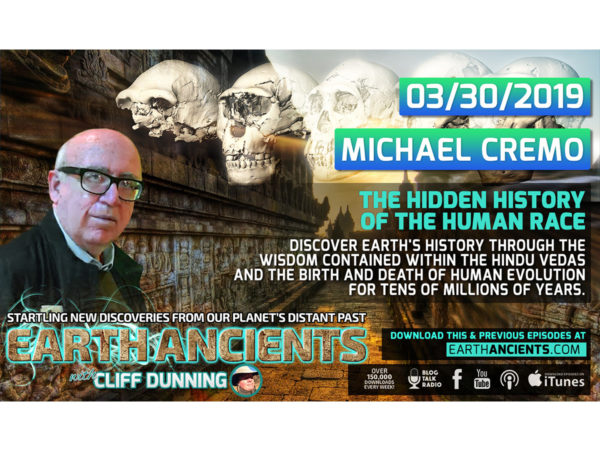 Michael Cremo: The Hidden History of the Human Race