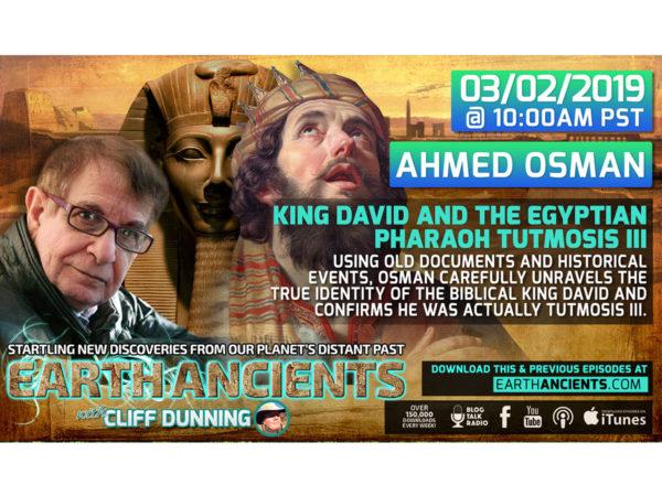 King David and the Pharaoh Tuthmosis III