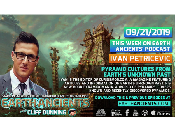 Ivan Petricevic: Pyramid Cultures from Earth's Unknown Past