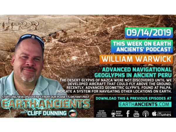 William Warwick: Navigational Geoglyphs in Ancient Peru