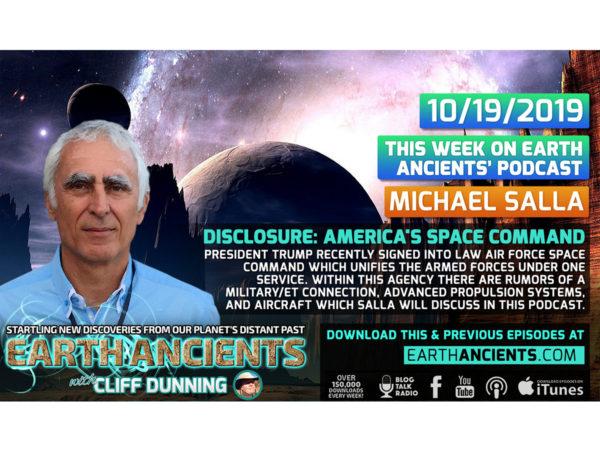 Michael Salla: Disclosure, America's Space Command