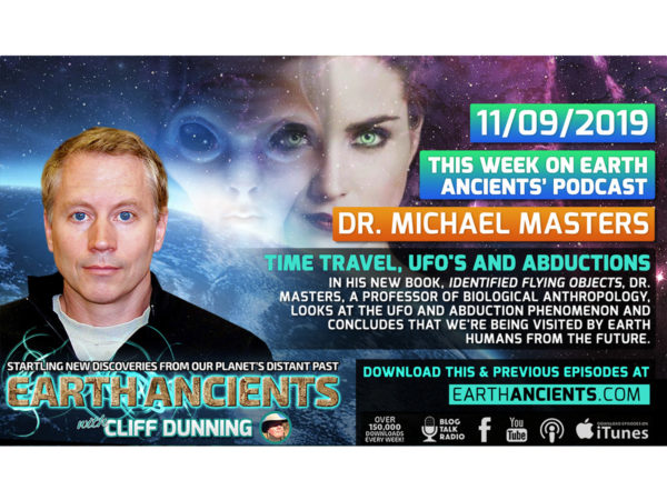 Dr. Michael Masters: Time Travel, UFO's and Human Abductions