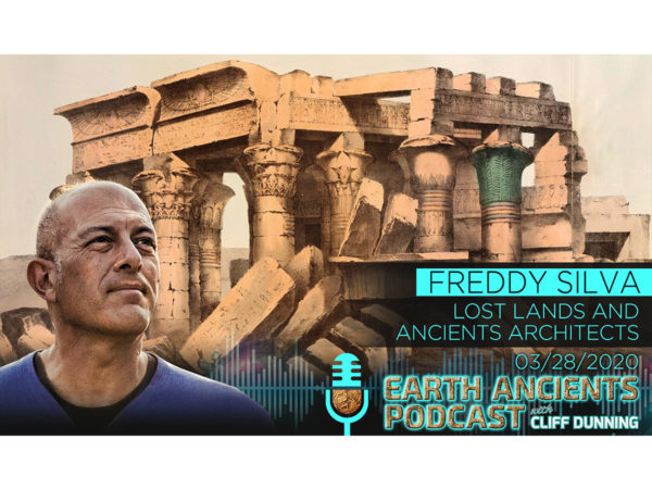 Freddy Silva: Lost Lands and Ancient Architects