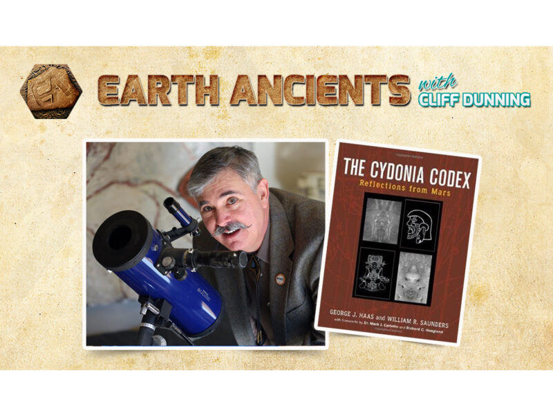 George Haas: Evidence of Ancient Civilizations on Mars