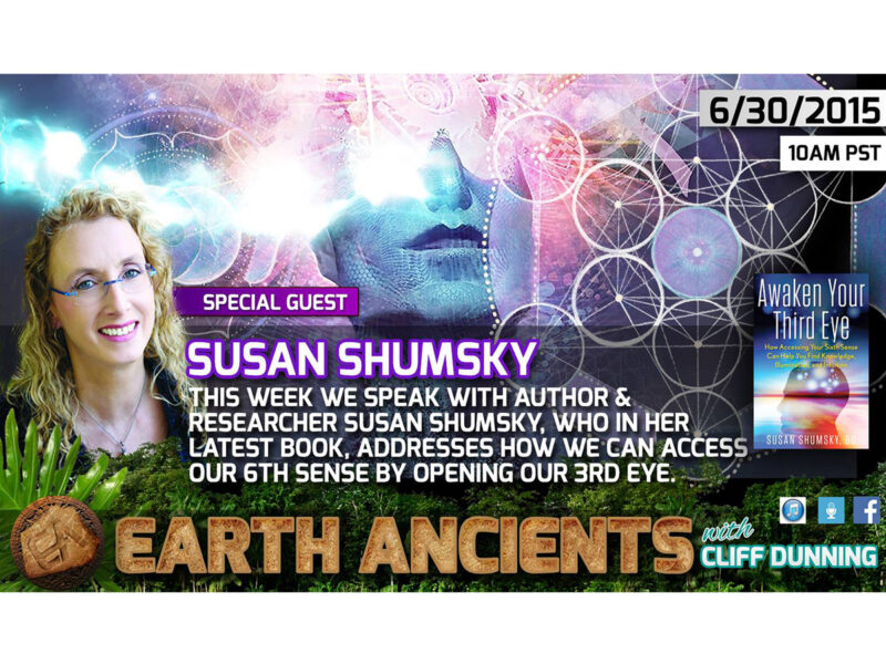 Susan Shumsky: Secrets to Awakening the Third Eye
