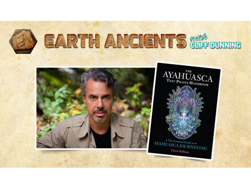 Chris Kilham, The Medicine Hunter: The Ayahuasca Test Pilots Handbook