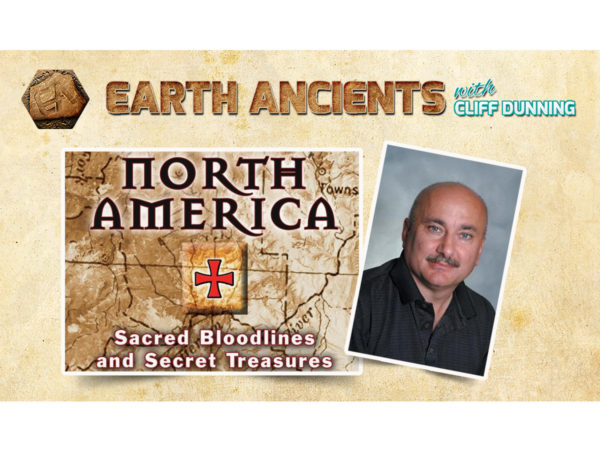 William Mann: Templar Sanctuaries in North America
