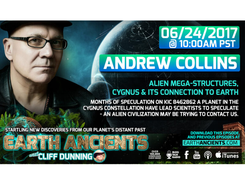 Andrew Collins: Alien Mega-Structures and Earth's Distant Past