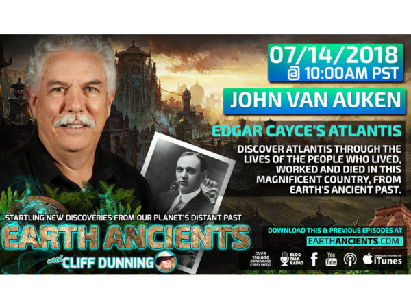 John Van Auken: Edgar Cayce on Atlantis