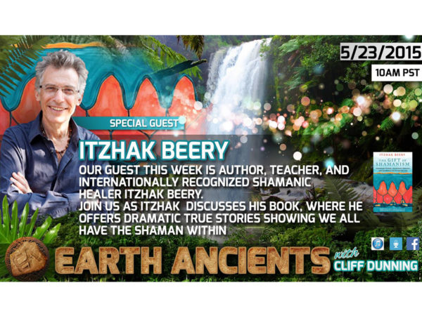 Itzhak Beery: The Gift of Shamanism