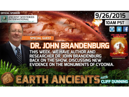 Dr. John Brandenburg: The Ruins of Mars, Evidence of a Nuclear Holocaust