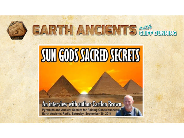 Carlton Brown: Sun God Sacred Secrets