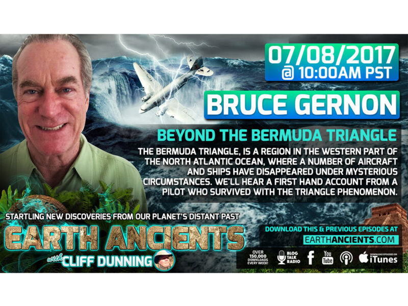 Bruce Gernon: Beyond the Bermuda Triangle