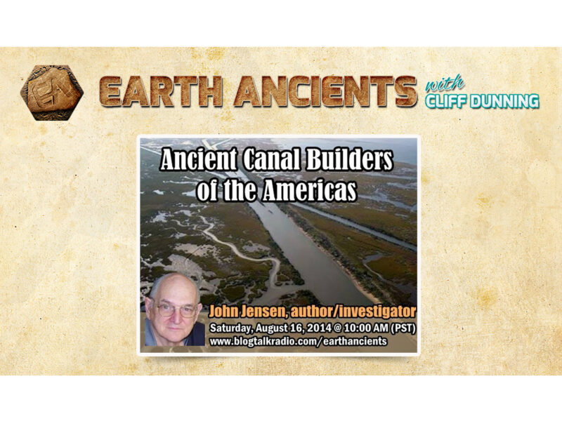 John M. Jensen: Ancient Canals in the Americas