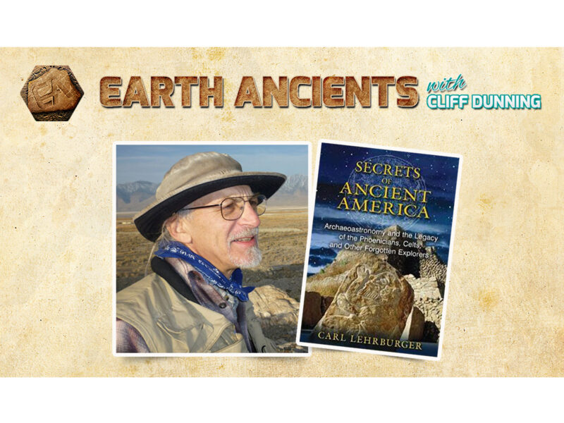 Carl Lehrburger: Secrets of Ancient America
