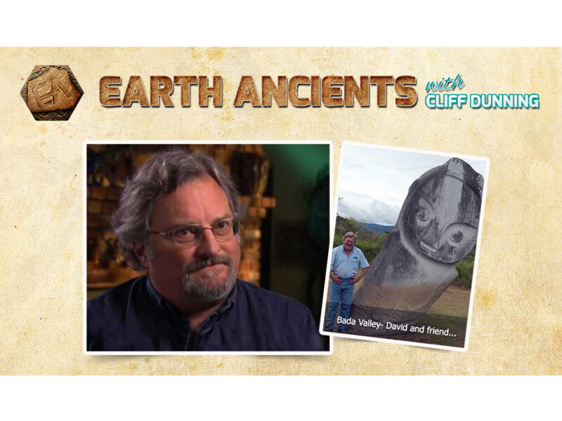 David Hatcher Childress: Ancient Earth and the Alien Connection