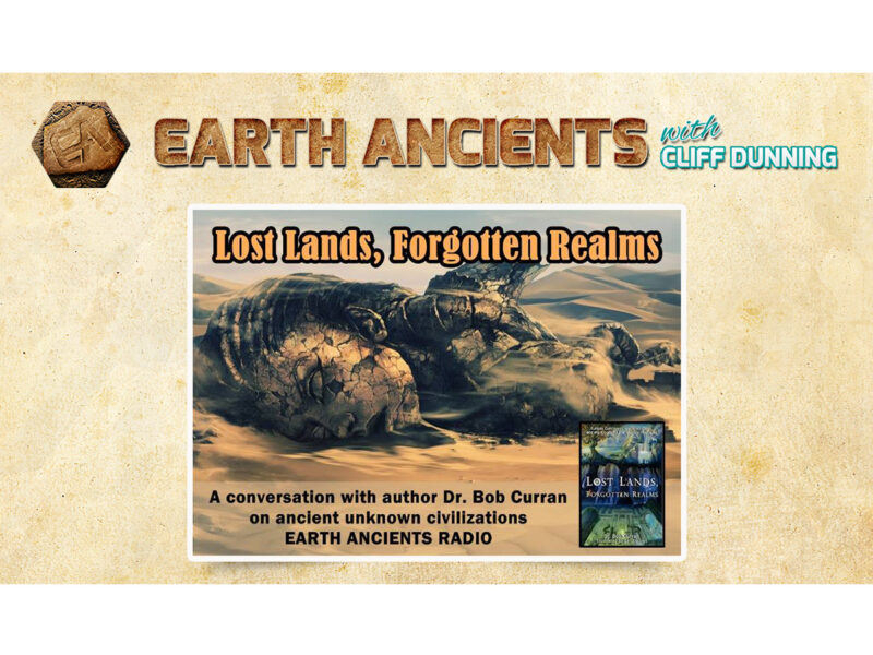 Bob Curran: Lost Lands, Forgotten Realms