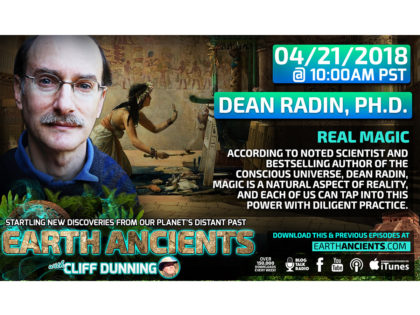 Dean Radin: Real Magic: Ancient Wisdom, Modern Science