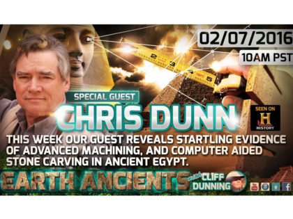 Christopher Dunn: Lost Technology of Ancient Egypt, Part 2