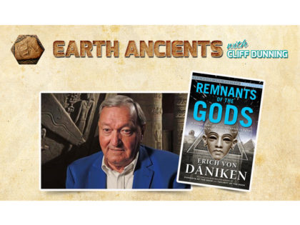 Erich Von Daniken: Planet Earth and Ancient Aliens