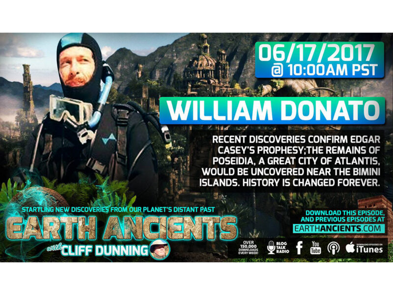 William Donato: Atlantis Unearthed