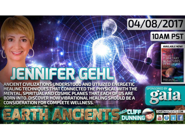 Jennifer Gahl: Sacred Healing, a Gift from the Gods