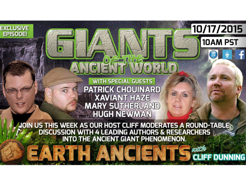 Giants of the Ancient World and the Americas
