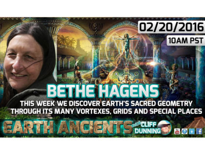 Bethe Hagens: Earth Grids and the Art of Consciousness