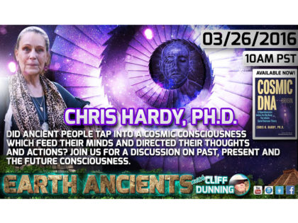 Chris Hardy: Cosmic DNA at the Origin. A Hyperdimension before the Big Bang