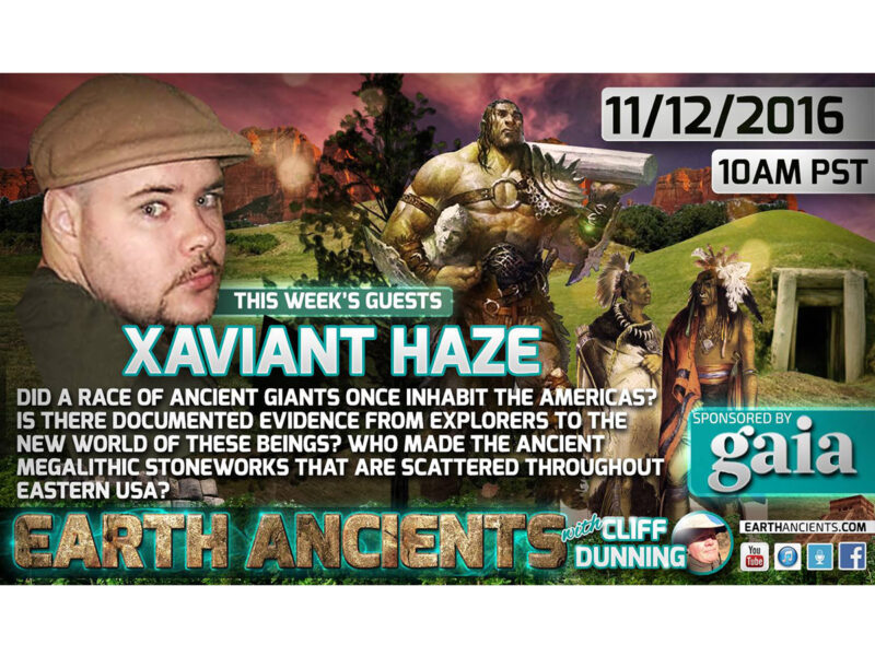 Xaviant Haze: Ancient Giants of the Americas