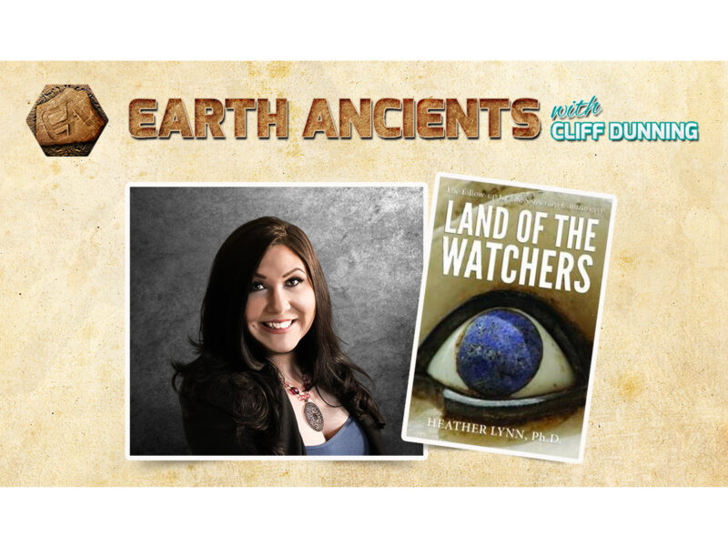 Dr. Heather Lynn: Land of the Watchers