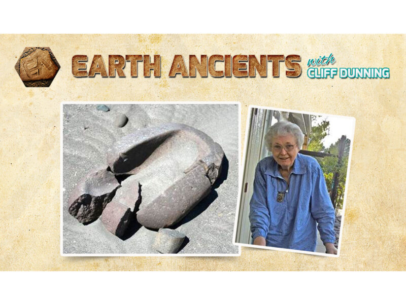 Holly Ahlberg: Lost Civilization Discovered in Chile?