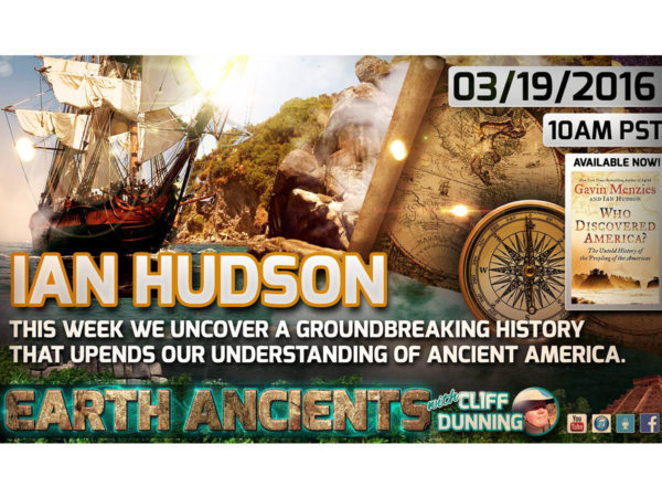 Ian Hudson: Who Discovered America?