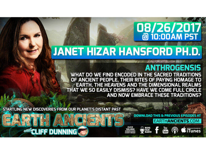 Janet Hizar Hansford, Ph.D.: Anthrogenesis