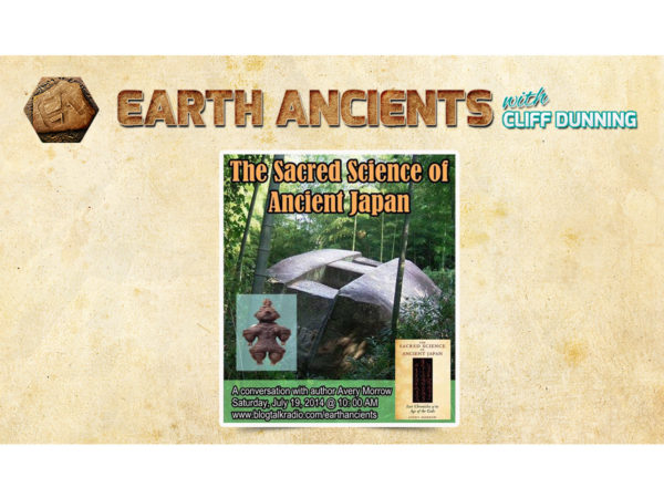 Avery Morrow: The Sacred Science of Ancient Japan