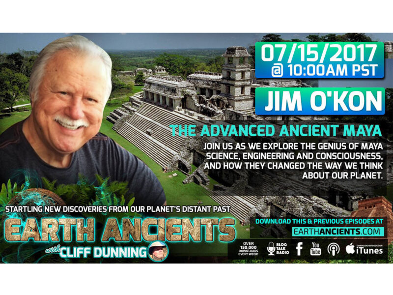 Jim O'Kon: How the Maya Changed the World