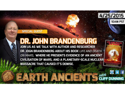 Dr. John Brandenburg:  Life And Death On Mars