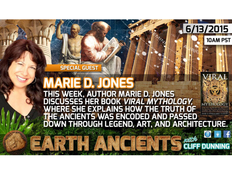 Marie Jones: Viral Mythology