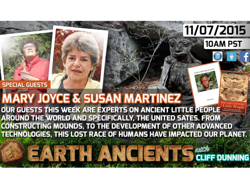Susan Martinez & Mary Joyce: The Ancient History of the Little People