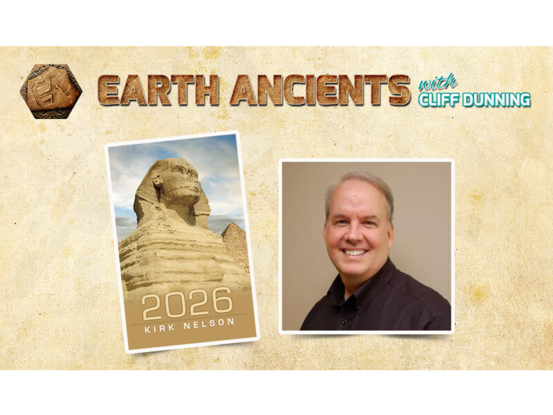 Kirk Nelson: The Year 2026 and Pyramid Prophecies