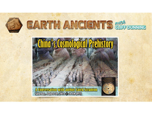 Laird Scranton: China's Cosmological Prehistory