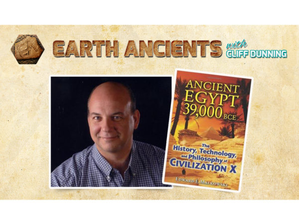 Edward Malkowski: Ancient Egypt 39,000 BCE