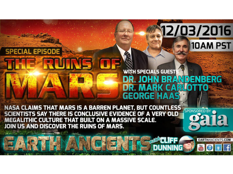 Special Earth Ancients Edition: The Ruins of Mars